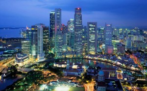 Singapore has grown to be a gleaming edifice of commerce and cleanliness.